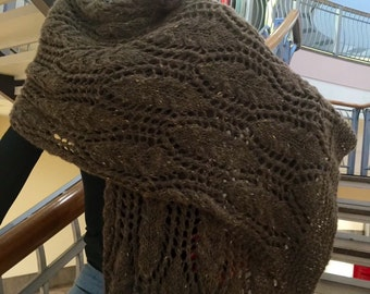 Cascade Lace Wrap