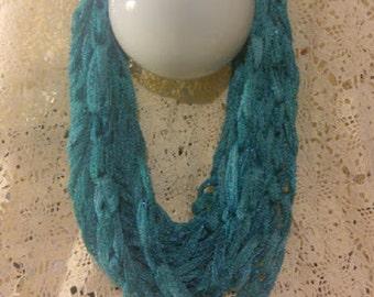 Sashay Chain Link Scarf