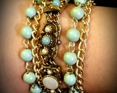 After Life Accessories Repurposed Vintage Collection Bracelet 1