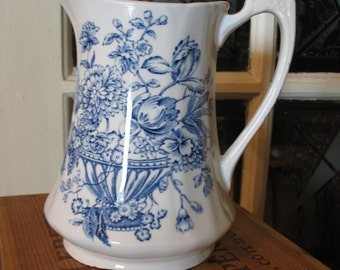 Floral Bounty Alfred Meakin pitcher