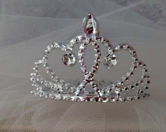 Dress Up Tiara for Little Sister