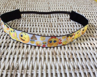 Emoji Emotion Headband - Girls Fashion Headband