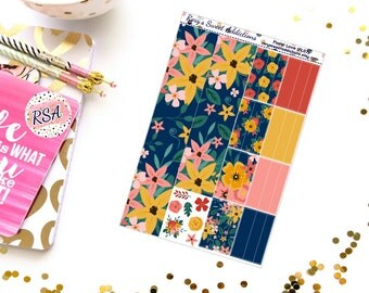 Floral Love - Washi {FL07}