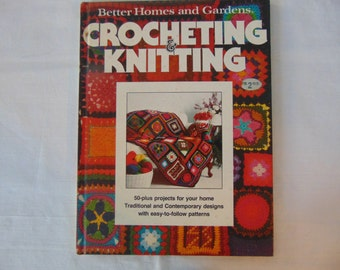 Crocheting & Knitting Better Homes and Gardens