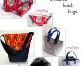 Made to Order, Insulated Lunch Bags, BCD93000