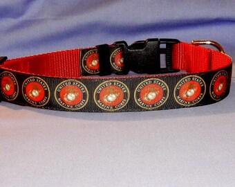 USMC collar