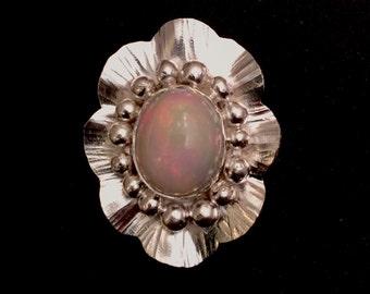 Ethiopian Opal Pendant