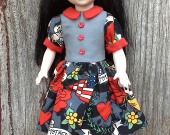 Liberty - Living Dead Doll Fashion