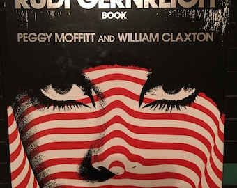 Rudy Gernreich Peggy Moffitt & William Claxton book by Taschen