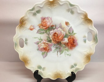 Made in Bavaria Vintage China Serving plate