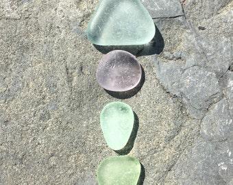 Beach Goddess Mermaid Stones, Genuine Sea Glass, Glass Beach California, Beach Stones, UV, Real Seaglasd, Make Beach Glass Jewelry, Pebbles