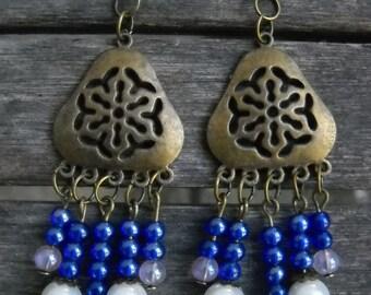 chandelier earrings Fairytale
