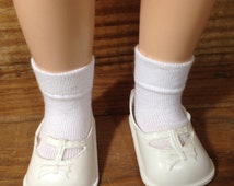 """White socks for 14"""" P-90 Toni or Betsy McCall"""