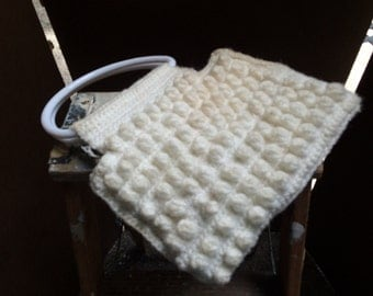 Knitted Bag from 1970's