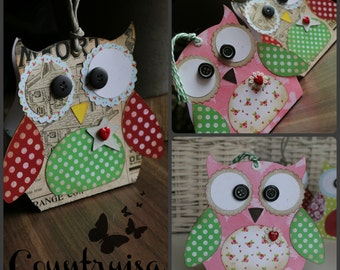 OWLS Boxes - Print and cut files
