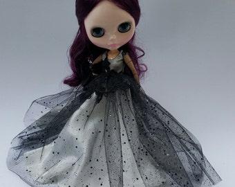 DESYSHOP blythe black dress