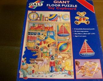 Giant Floor Puzzle Etsy