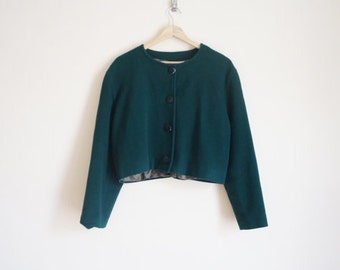 Vintage Crop Jacket