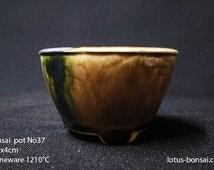 Bonsai   pot No 37 , sculpture 04/2016