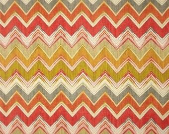 Culloden Chevron Desert Stone Indoor / Outdoor Swavelle / Mill Creek Fabric - Chevron Outdoor Fabric