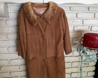 Chic Fur trimmed Coat