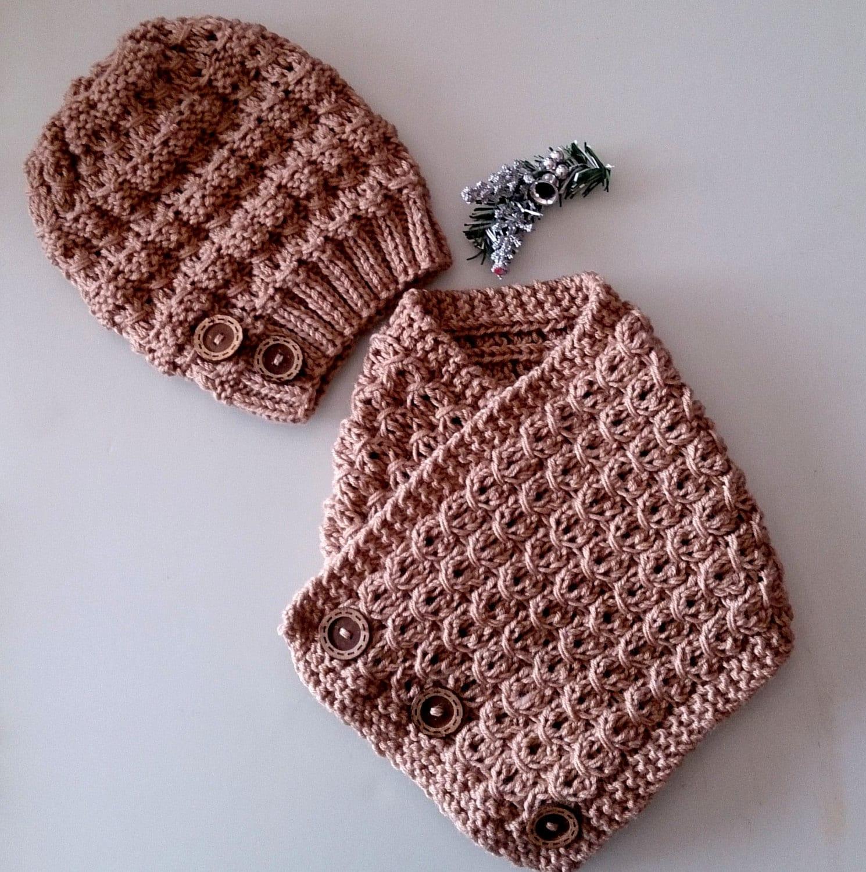 Knitting Gift Set : Kids gift set knit hat scarf by atlasknitshop