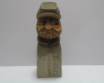 Confederate Soldier Bust
