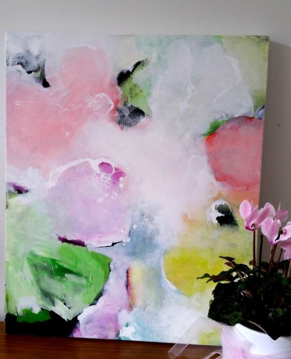 peinture au pastel sec peinture abstraite couleurs pastel. Black Bedroom Furniture Sets. Home Design Ideas