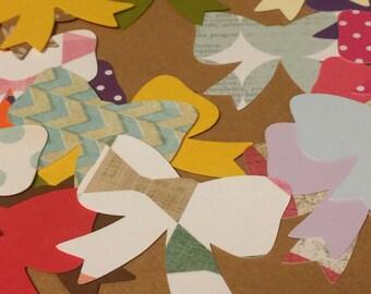 Paper Bows Die Cuts