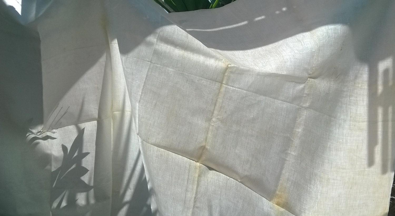 10 Yards + Unused Linen Damask Tablecloth Fabric Bolt U0026 12 Napkins French  Mid Century Fabric Original Condition #sophieladydeparis