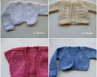 MARU/GÖTZ: vest, color choice