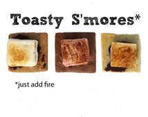 Gourmet S'mores Kits