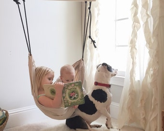 Hammock - Hammock Chair - Swing - Children's Hammock Chair - Bohemian Chair - Hanging Chair - Children's Swing -