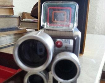 Brownie Movie Camera - 8mm Turret f/1.9 No. 84