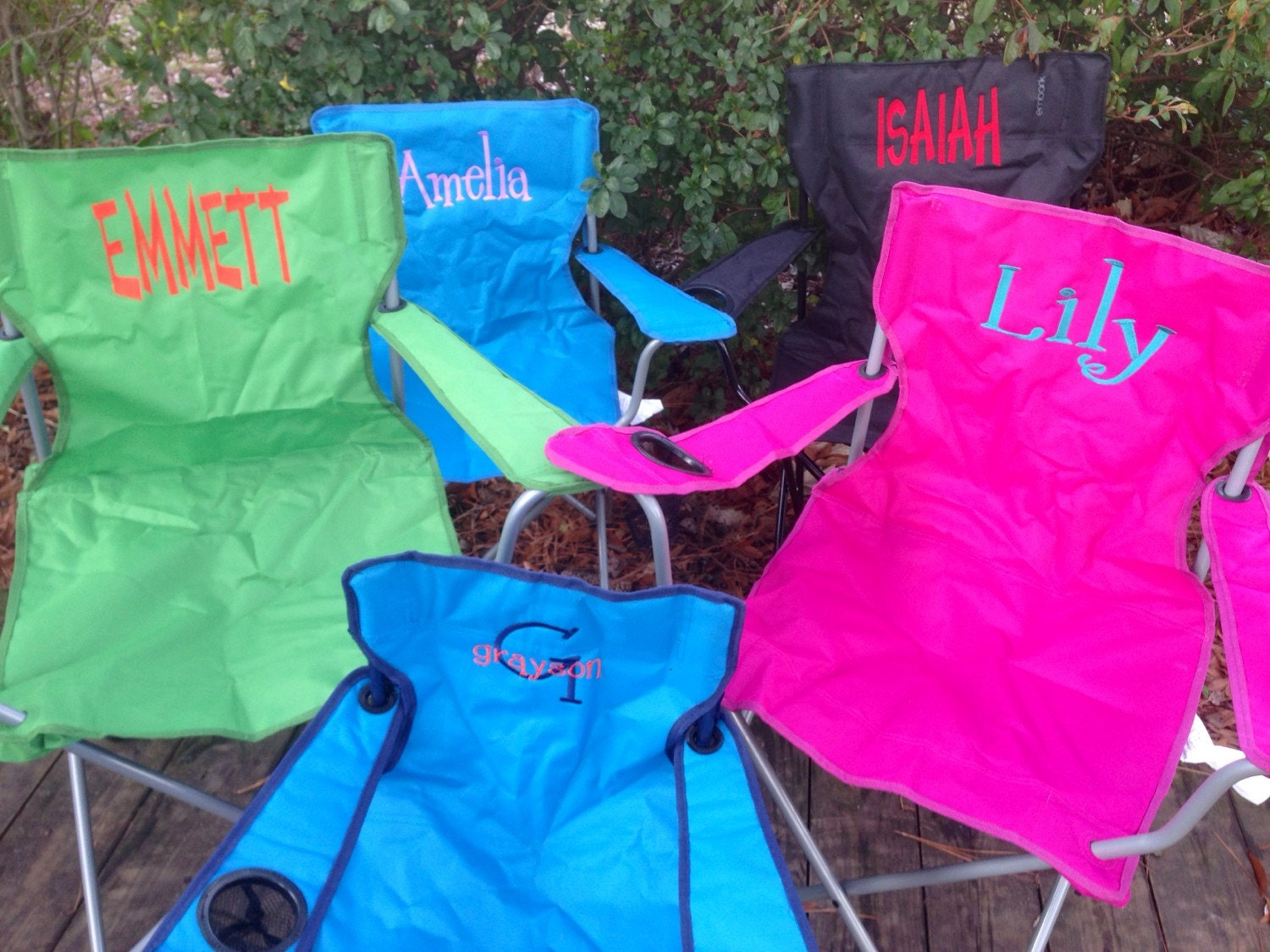 Folding camping chair bag -  Zoom