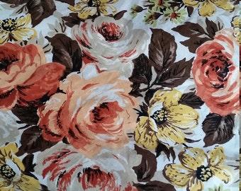 Vintage Roses Fabric Bolt 18 yards
