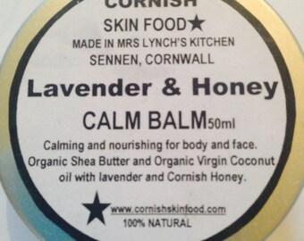 Lavender and Honey Calm Balm 50ml