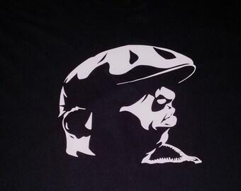 Biggie Shirt, Notorious BIG shirt, Biggie shirt, rapper shirt, mens shirt, vinyl shirt, custom shirt, biggie smalls shirts, notorious