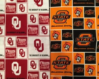 Choice of Oklahoma Teams cross fit Wrist Wraps