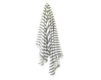 Harbour Turkish Towel. Fair Trade. 100% Organic Turkish Cotton. Hand Loomed.