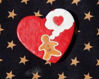 Christmas Magnet, Sending Love