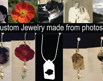 Custom Jewelry from Your Photos