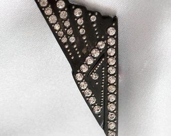 Artdeco 1920's  Vintage Bakelite Brooch