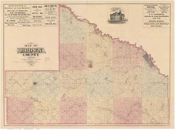 NETR Online • Minnesota • Brown County Public Records ...