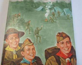Boy Scout Handbook 1968