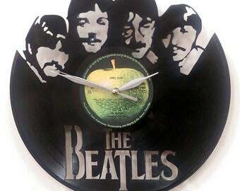 The Beatles III Wall Art -Vinyl LP Record Clock or Framed -Great Rock'n'Roll Gift