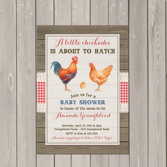 Egg Baby Shower Invitation About To Hatch Baby Shower Invitation