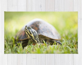 Turtle home decor etsy for Turtle decorations for home