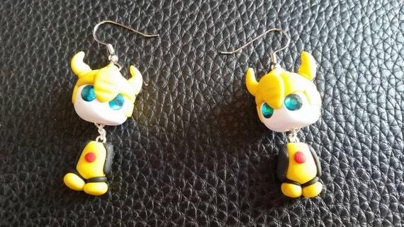 Chibi Chub Earrings