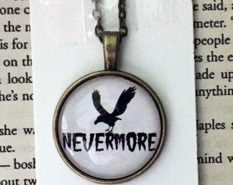 Nevermore Pendant necklace